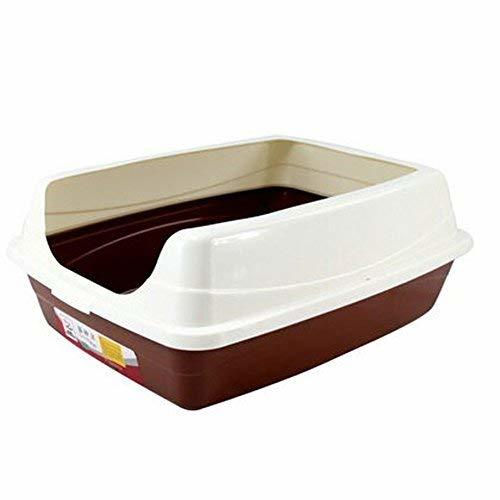 "PANDA SUPERSTORE Pet Supplies & Indoor Training Pet Potty Cat litter Basin(19"" 1"
