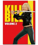 "Kill Bill Vol 2 Movie Poster 24x36"" - Frame Ready - USA Shipped - $17.09"