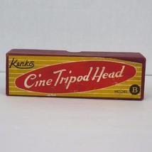 Kenco Cine Tripod Head Model B In Box Vintage - $21.16