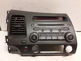 06 07 08 09 10 11 Honda Civic AM FM CD radio Receiver  OEM 4TC0 39100-SVB-A100 - $126.22