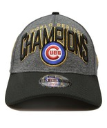 Chicago Cubs New Era 39THIRTY World Series Champions MLB Baseball Hat - $22.75
