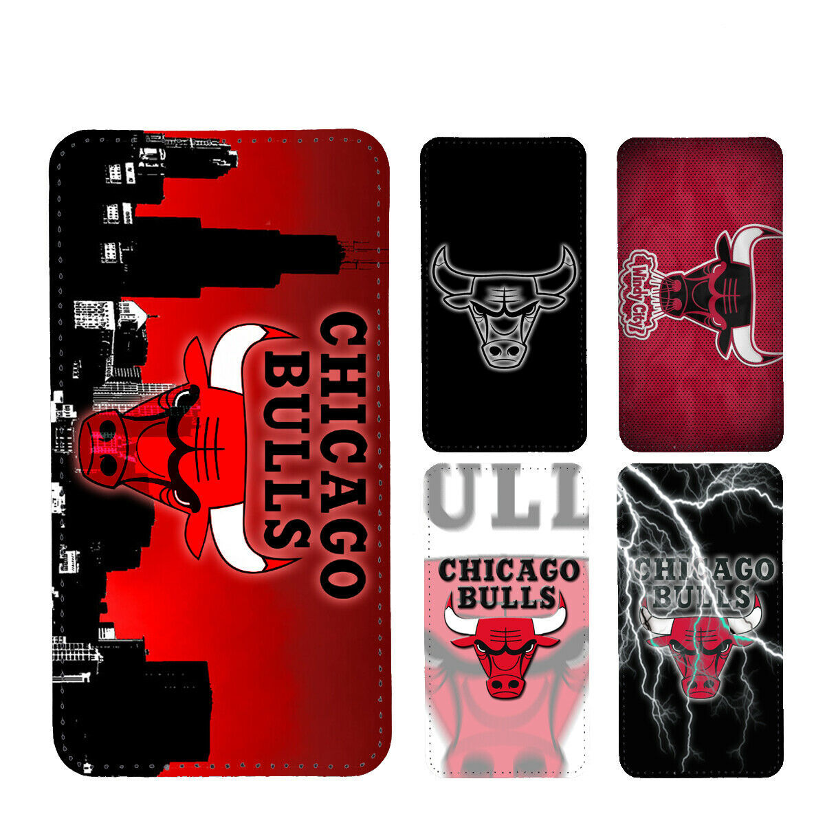 wallet case Chicago Bulls LG V30 V35  G6 G7 thinQ Google pixel XL 2 2XL 3XL - $17.99