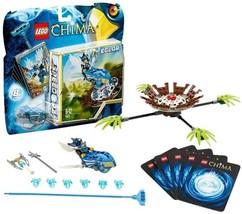 Lego Legends of Chima EGLOR Speedorz with Cards Set 70105 Nest Dive New ... - $20.25