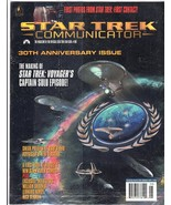 Star Trek Communicator Magazine 30th Anniversary Issue #108 Aug/Sept 1996 - $10.00