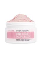Skin & Lab Pink Clay Facial Mask image 3