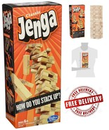 Jenga Classic - Family Strategy Game - Ages 6+ - $29.22