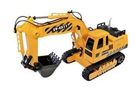 Doyusha Japan Toys R/C Radio Control Car Excavator 1/20 Suzuki Kensetsu ... - $2.824,58 MXN