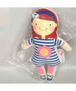 Gigi red head cloth doll stuffed soft childs first rag doll Easter baske... - $20.03