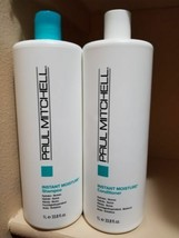 Paul Mitchell Instant Moisture Daily Shampoo & Conditioner 33.8 DUO SPECIAL - $37.61