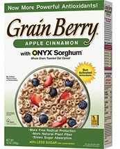 Grain Berry Cereal, Apple Cinnamon, 12 Ounce - $21.46