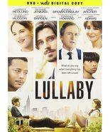 Lullaby Starring Amy Adams, Garrett Hedlund DVD NO DIGITAL COPY - $15.98