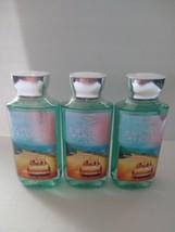 3x Bath & Body Works Shea & Vitamin E Shower Gels ENDLESS WEEKEND 10oz. ... - $29.99