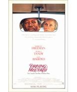 Driving Miss Daisy 1990 Movie AD Morgan Freeman Jessica Tandy Dan Aykroyd  - $10.99