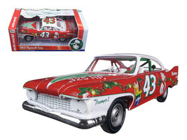 Richard Petty 1960 Plymouth Fury #43 2015 Christmas Edition Limited to 1... - $69.95