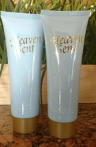 2 ~ HEAVEN SENT by Dana Perfumed Body Lotion Scented Moisturizer 4 oz NEW Gift!! - $18.78