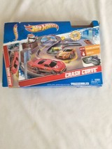 Hot Wheels Crash Curve Mattel 2010 Car Missing - $11.87
