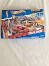 Hot Wheels Crash Curve Mattel 2010 Car Missing - $11.87
