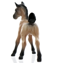 Hagen-Renaker Miniature Ceramic Horse Figurine Wild Mustang Colt Sorrel image 10
