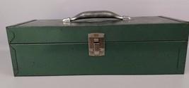 Walton Products Green Metal Fishing Tackle Tool... - $36.25