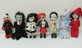 Mausoleum Set 2 MINI Living Dead Dolls LTD Edit DEBOXED MINT - $80.00