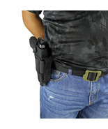 Ultimate Nylon Gun holster With Mag Holder Fits Taurus Millennium G2 PT1... - $17.41