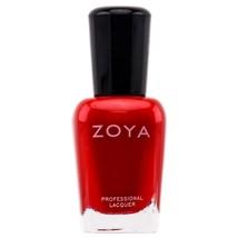 Zoya Natural Nail Polish - Red (Color : Sooki - Zp552)