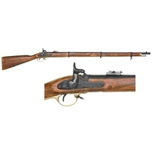 Civil War RE-ENACTORS Replica 3 Band Enfield Musket  - $279.95
