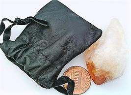 Citrine Crystal Specimen Keepsake Pouch 9 - $5.33