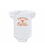 Texas Longhorns Onesie Texas Girl Shirt - $15.00