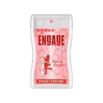Engage Woman Floral Fresh Pocket Perfume,18 Ml  250 Sprays - $4.44+