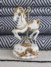 """Heritage House Country Fair Collection Carousal Horse """" My Favorite Things"""" - $19.99"""