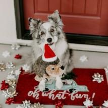 OUTWARD HOUND HOLIDAY HEDGEHOGZ CHRISTMAS HEDGE HOG TOY DOG OR PUPPY MEDIUM - £13.43 GBP