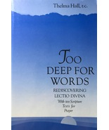 Too Deep for Words: Rediscovering Lectio Divina, Thelma Hall, Bible, Prayer  - Freebie