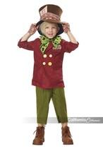 California Kostüme Lil' Verrückter Hutmacher Alice Kleinkind Jungen - £23.67 GBP