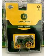 """John Deere Athearn Diecast """"Waterloo Boy Tractor"""" #7702  1:87 HO Scale D... - $8.90"""