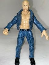 1999 Hardcore Bob Holly WWF WWE Jakks Pacific WRESTLING FIGURE With jacket - $5.94