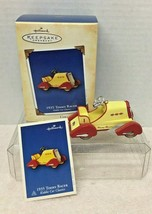 2004 Kiddie Car Classic #11 1935 Timmy Race Hallmark Christmas Tree Orna... - $18.32