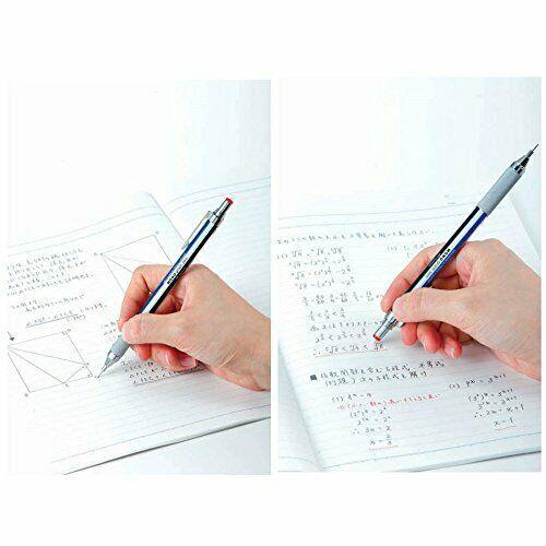 Tombow Pencil Mechanical Pencil MONO monograph zero 0.5 light blue DPA-162C image 5