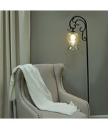 Décor Therapy PL1579 64 inch Textured Bronze Floor Lamp with Mercury Gla... - $67.99