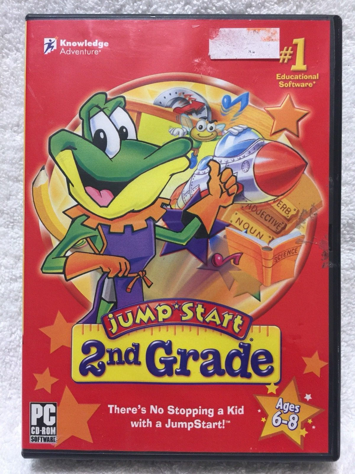 Jumpstart 2nd grade for pc mac social and 50 similar items jumpstart 2nd grade for pc mac social science geography jump start second m4hsunfo