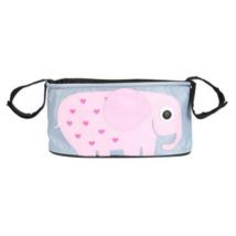 Babies Stroller Carriage Accessories Bottle Diaper Bag Elephant Pattern - $14.99