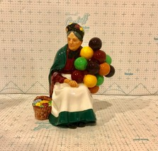 Royal Doulton Porcelain Figurine HN1315 Old Balloon Seller - $29.95