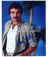 Watermarked tom selleck 1 magnum pi autograph thumbtall