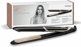 BaByliss ST393E Iron Hair Professional Ionic Plates Floating Extra Long - $278.68