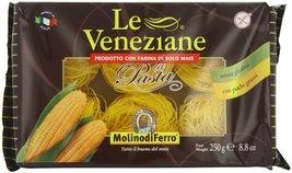 Le Veneziane Gluten Free Corn Pasta Capellini [4 Pack] - $34.09