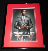House of Lies Showtime Framed 11x14 ORIGINAL Vintage Advertisement Don C... - $22.55