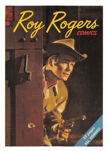 1992 Arrowpatch Roy Rogers Comics Trading Card #22 > Trigger > Happy Trail - $0.99