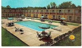 Vintage PC; Quality Motel South; Chattanooga, Tennessee - $0.99