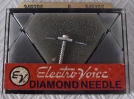 Vintage NOS Electro-Voice Record Player Turntable Needle Cartridge 3452 ... - $5.86