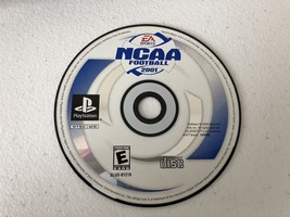 NCAA Football 2001 - Playstation 1 PS1 - Cleaned & Tested - $5.82